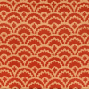 Bargello Striae Damask Fabric -- R-Agnes