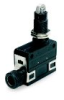 MICRO SWITCH SL1 Series Limit Switch, Top Roller Plunger - Long, 1NC/1NO SPDT Snap Action, Compression Fitting -- SL1-E -Image
