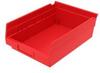 Polypropylene Shelf Bins -- H30150-RD -Image