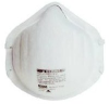 MSA Safety Works 817633 Harmful Dust N95 Respirator, 2-Pack