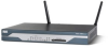 CISCO 1801 K9 Integrated Services Router Dual Ethernet WAN -- CISCO1811/K9