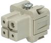 Connector insert ILME CKF-03