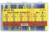 Kit, Tubing; 2:1; Polyolefin; Assorted;Electronic and electrical applications -- 70113991