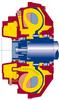Fluid Coupling -- 650 TUVF