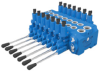 Mobile Valves -- Sectional CLS100, CLS180, CLS250, & CLS350 Mobile Valves