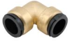 Quick-Connect Union Elbow - Lead Free Brass -- LF4717 -- View Larger Image