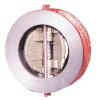 Cast Iron Wafer Check Valve -- ICV-125-2-2-T -- View Larger Image