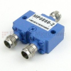 2 Way Power Divider 1.85mm Connectors From 8 GHz to 60 GHz Rated at 10 Watts -- MP0860-2 -Image