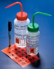 LDPE Plastic Tracker Wash Bottles w/ Labeling Area -- 506995-0003