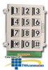 Ceeco Large Number Keypad with Equipped with 8 pin header -- 705-113 -- View Larger Image
