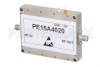 40 dB Gain, 5 Watt P1dB, 17.5 GHz to 21.5 GHz, High Power GaAs Amplifier, 2.92mm Input, 2.92mm Output, 45 dBm IP3, 5 dB NF -- PE15A4020 -Image