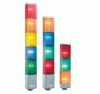 Triliptical Stackable Status Indicator -- 102 Series