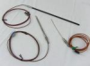 Stainless Steel Sheathed Thermocouple -- 108A TJ- 1/16-24 - Image
