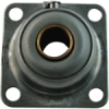 4-Bolt Side Flange Mounted Bearing -- FEE12A