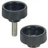 Plastic Clamp Knob -- NAM10-35