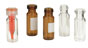 LVI 0.3 mL Clear Vial with 11mm Crimp Seal, PTFE/Rub, 100/CS -- GO-08917-05