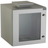 ClimateCab NEMA 12 Wallmount Cabinet with Fan, Beige, Single-Hinged -- RMW5120AF