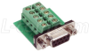 DB9 Female Connector for Field Termination -- DGB9FT
