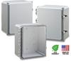 12X10X6 Premium Polycarbonate Enclosure -- H12106SCF