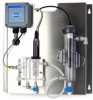 CLF10sc Free Chlorine Analyzer (Panel Only) with pHD Differential Sensor