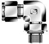 Dk-Lok® Positionable SAE Male Elbow -- DLS10-10U