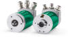 Lika ROTACOD Absolute Encoder with Profibus DP Output -- AM58 PB -Image