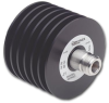 1467 Coaxial Termination (N, 3.5mm, DC-20 GHz, 50 W) -- 1467-1 -- View Larger Image