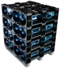 Bottle Armor Transport Racking System