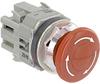 Switch,Pushbutton,E-Stop,40mm,Pushlock Turn Reset,Non-illuminated,1NC -- 70172551