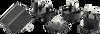 Wall Plug-In Multi Blade AC-DC Power Supply -- SMI5-5-I38 - Image