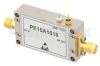 40 dB Gain, 25 dBm IP3, 0.9 dB NF, 14 dBm P1dB, 2 GHz to 6 GHz, Low Noise High Gain Amplifier SMA -- PE15A1010 -Image