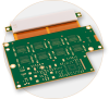 Four-layer Rigid Flexible Circuits