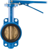 Wafer Style Butterfly Valve - Import -- BF-04 -- View Larger Image