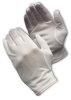 Stat-Tek(TM) ESD Gloves, Uncoated Lint Free Antistatic Nylon Fabric, Ladies', Medium -- 616314-01239