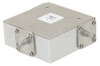 Circulator With 18 dB Isolation From 1.7 GHz to 2.2 GHz, 10 Watts And SMA Female -- PE8414 - Image