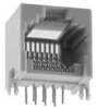 Modular Connectors / Ethernet Connectors -- GLX-A-66 -Image