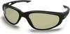 Edge Dakura Polarized Safety Glasses with Yellow Lens -- TSM212