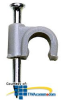 Allen Tel Cable Clips (Pkg of 100) -- CT726