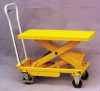 Portable Foot Pump Lift Table -- PFL330 -Image