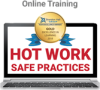Hot Work Safety Certificate Online Training - Image
