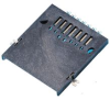 MEMORY CARD CONNECTOR, SD -- 39M4078