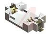 SMT BATTERY HOLDER FOR CR2450 -- 70182385