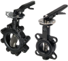 Cast Iron Butterfly Valve -- 050/051 Series -- View Larger Image
