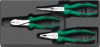 6703 - Set with 3 pliers, chrome plated -- 96650005