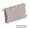 Battery Packs -- SY109-F051-ND