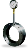 Flange Mounted Pressure Sensors for Slurry and Corrosive Fluids -- Series 48