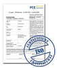 Electromagnetic Radioactivity Meter PCE-EM 29