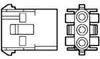 Pin & Socket Connectors -- 1-480703-4 -Image