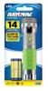 Rayovac Value Bright 14 LED 3AAA Glow In The Dark Flashlight -- BRS14LED-BA - Image