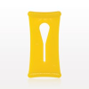 Slide Clamp, Yellow -- 12067 -Image
